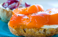 fuyu sandwich persimmon