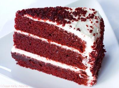 Vegan Red Velvet Cake: Red Mango Bakery. My Review.