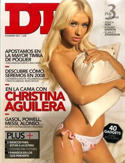 Christina Aguilera disneyland desnuda