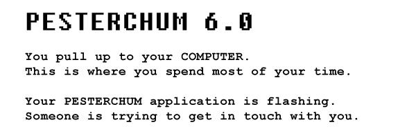 Pesterchum 6.0