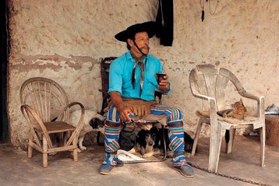 Мате и коренные индейцы