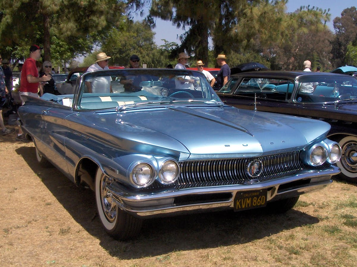Retro Rockets All Gm Show At Woodley Park Buick And
