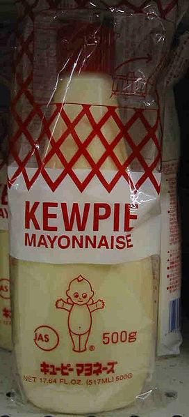 Peanut Snake: Kewpie Evolution: The Tarako Megapost