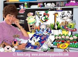 Web Annie Lang
