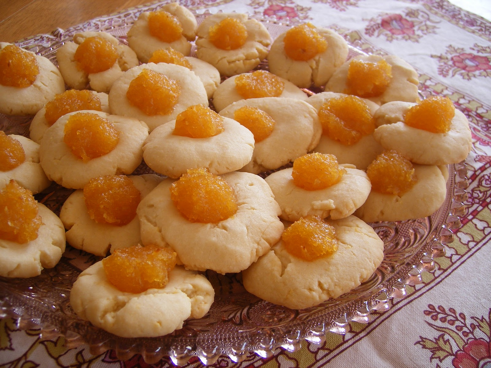 made these melt in your mouth gems for our neighbors' annual Chinese ...