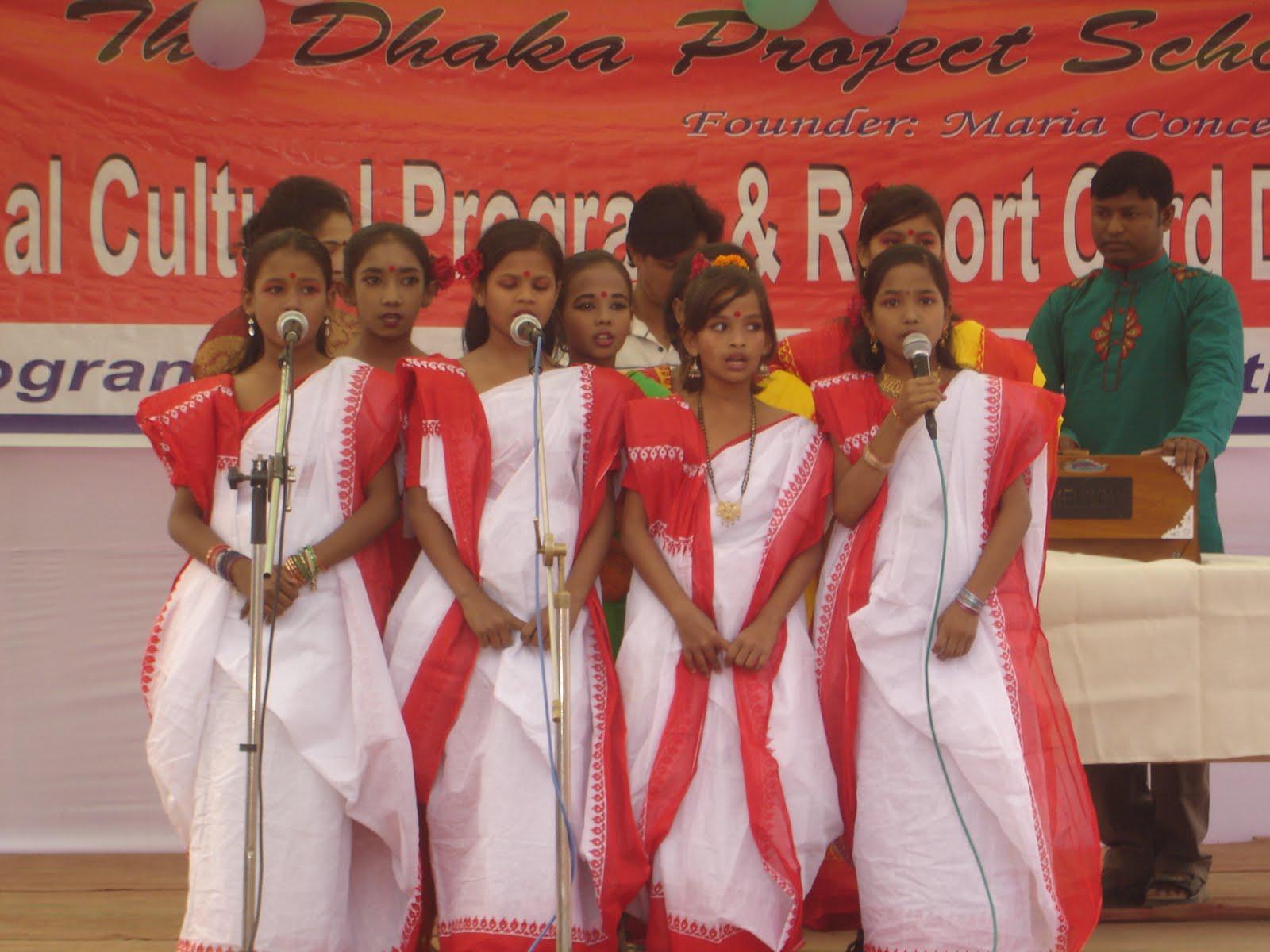 school cultural program Kalbeliya dance performance by students at b lruia school on the occasion of republic day 2018.