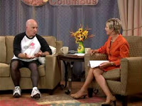 Steve Newman of ActivSkin discusses men's legwear with Gail Hogan on Daytime Columbus