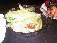 Grilled Lettuce