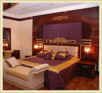 Arabian Bedroom