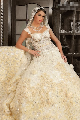 Wedding Dresses Online on Wedding Dresses Gulf Style 3