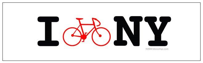 bikes of nyc