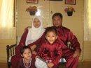 K.ayu & her family..moga bahagia selamanya..