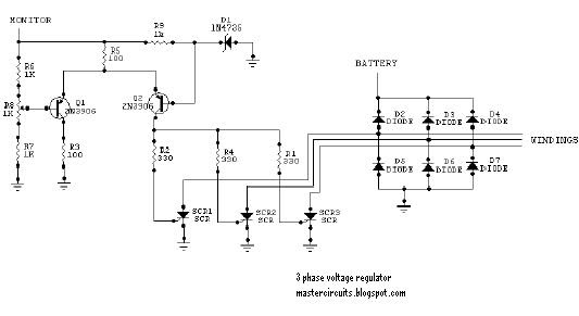 Another Motorcycle Voltage Regulator Techy At Day