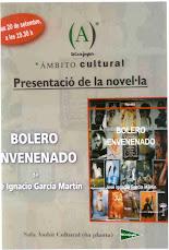 """BLOG """"BOLERO ENVENENADO"""" (Editorial Hijos del Hule)"""