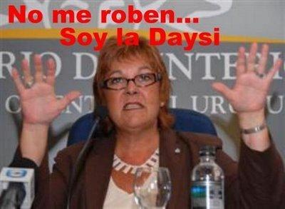 Política uruguaya cómica