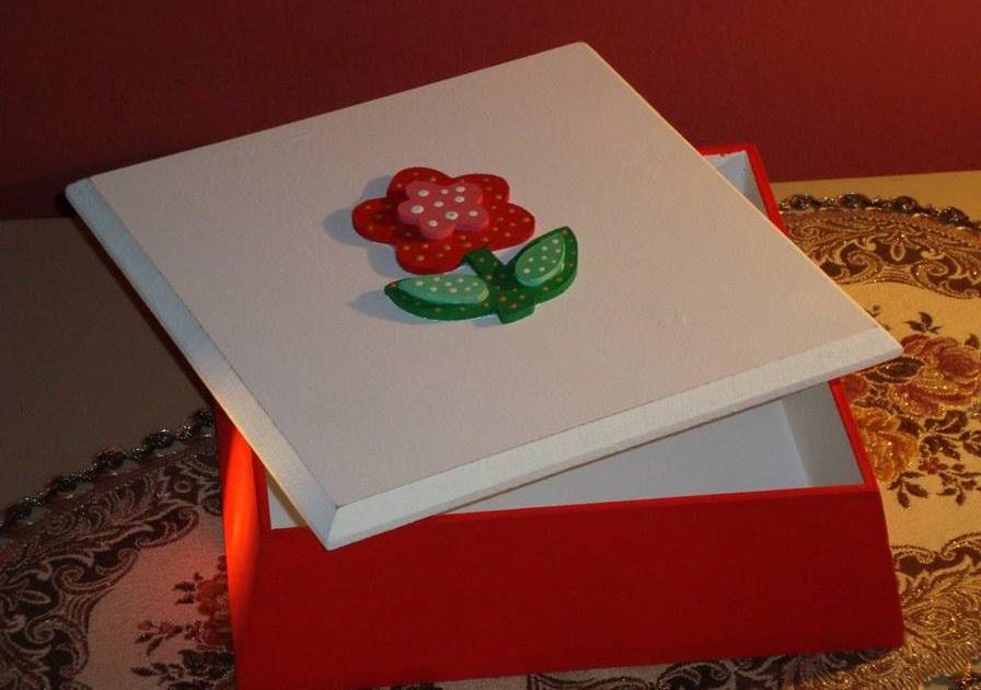 Manualidades ana karina cajas de madera decoradas - Manualidades cajas decoradas ...