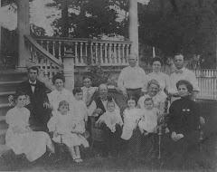 Lancaster/Doerr Family, 1909