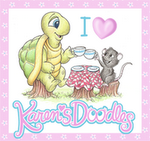 Karen doodles blog