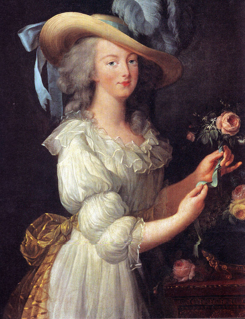 Marie Antoinette Dauphine Queen Of France