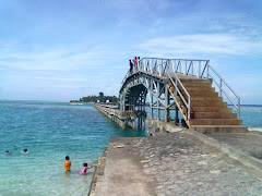 Tanjung timur pulau tidung