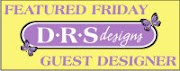 Friday's  Featured Stamper