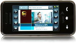 RadioShack Now Sells Sprint's Samsung Instinct Nationwide