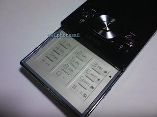 Sony Ericsson G705 live pics