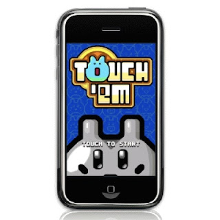 Touch 'Em for iPhone and iPod – Where Animals Meet Multi-Touch Technology