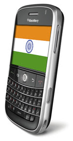 BlackBerry Bold Going GSM in India