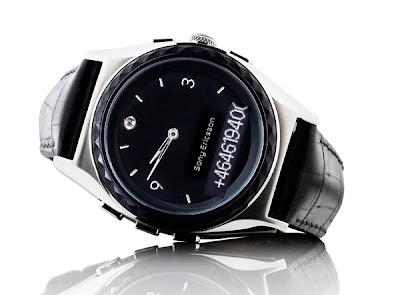 Sony Ericsson launches MBW-200 Bluetooth watches