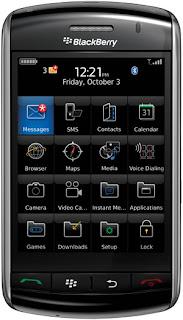 BlackBerry Storm