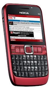 Nokia E63 Unveiled, Similar to E71 But Price Lower