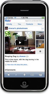 Flickr Mobile Revamped with New Video Sharing Feature