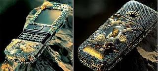 Givori Nefertiti luxury cell phones