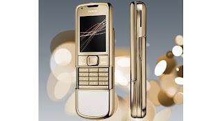 Nokia Arte luxury cell phones
