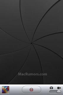 Video Recorder Interface Found Hidden in iPhone 3.0 Firmware