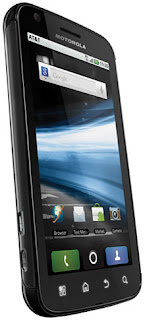 Motorola Atrix 4G will be available for preorder Feb. 13.