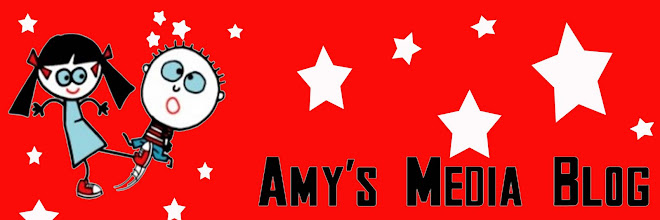 Amy's Media Blog!