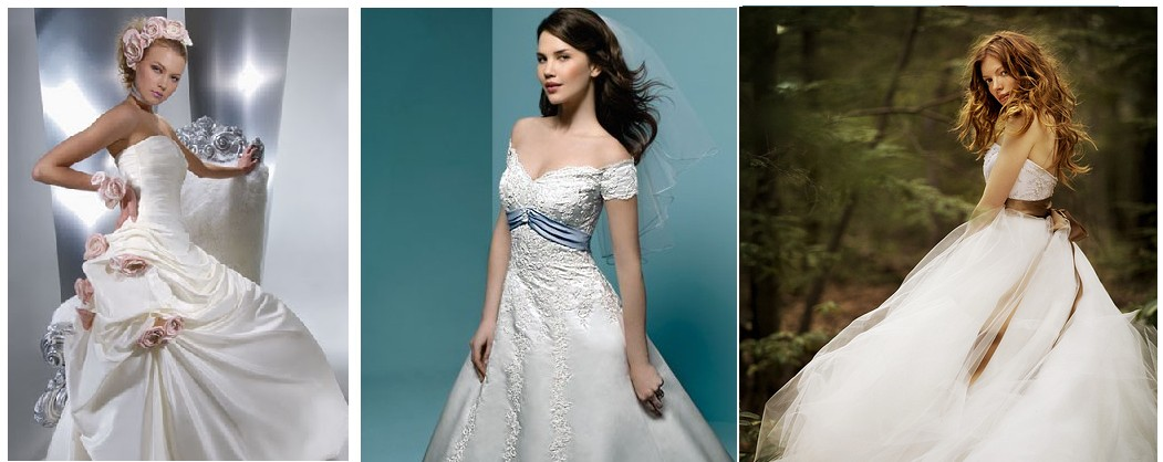 Tanias Cheap And Chic Designs Choosing Your Wedding Dress The