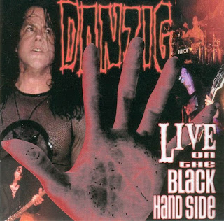 Danzig Live On The Black Hand Side