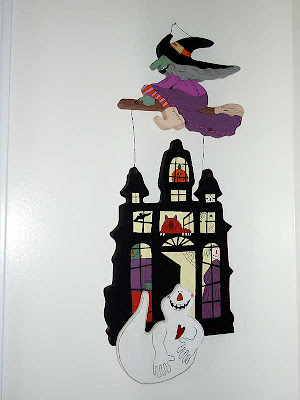 Haunted castle craft.