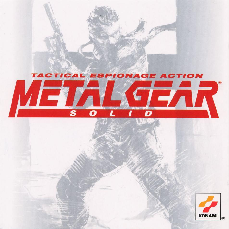 Metal Gear Solid 1