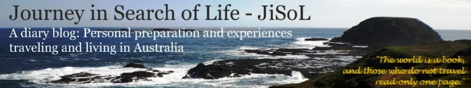 Journey in Search of Life - JiSoL