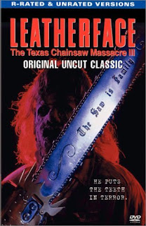 HAIR METAL MOVIE MADNESS #11:  LEATHERFACE has a (Lääz) Rockit in his pocket… Care to blast off? by DARK SIDE