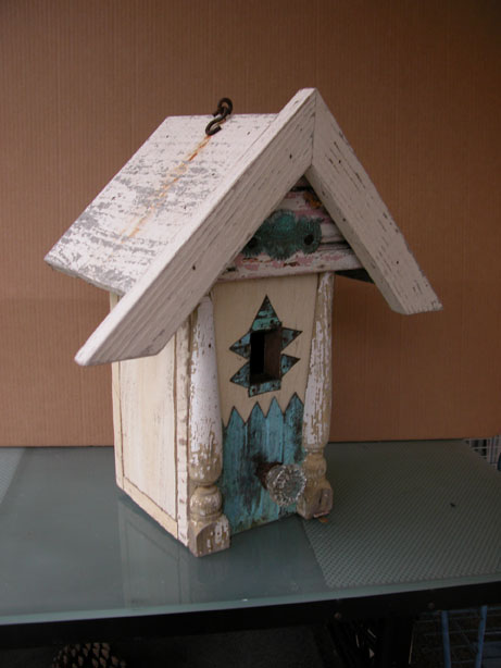 Free how to draw birdhouses instructions