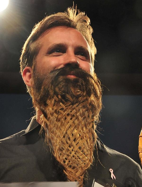 skägg utan mustasch