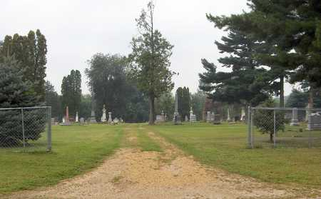 Evergreen Cemetery - Sabula, Iowa