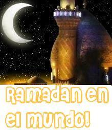 Como viven el Ramadán en distintos puntos del mundo