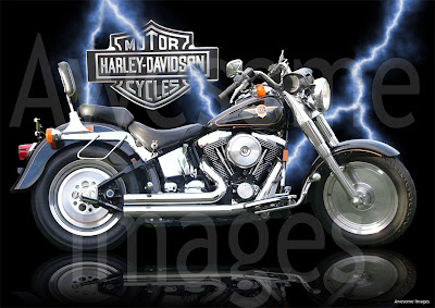 Latest Model Harley   Davidson Bike Wallpapers