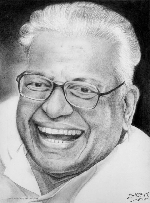 Sketches of VIP wallpapers Chief Minister (Pencil Drawing)